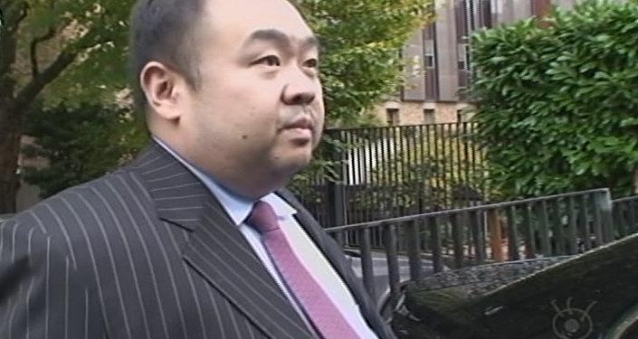 Kim Jong-nam, o filho mais velho do líder norte-coreano Kim Jong Il, durante visita a Paris em 2008.