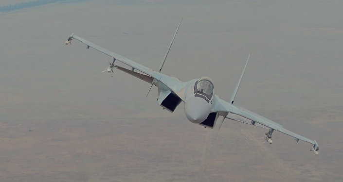 Força Aeroespacial da Rússia tem novo caça