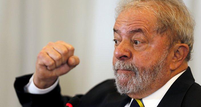 Luiz Inácio Lula da Silva, ex-presidente do Brasil e líder do PT