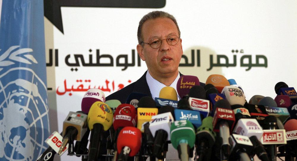 Jamal Benomar