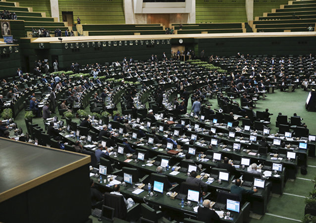 Parlamento iraniano (arquivo)