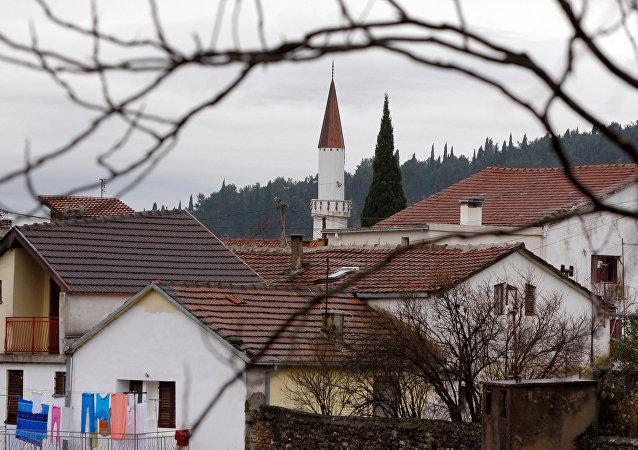 Vistas do Montenegro, Podgorica