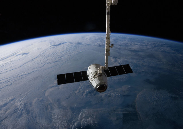 Espaçonave de carga SpaceX Dragon