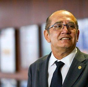 Gilmar Mendes  destacou para a imprensa nesta quinta (23) a importância histórica do julgamento da chapa Dilma/Temer