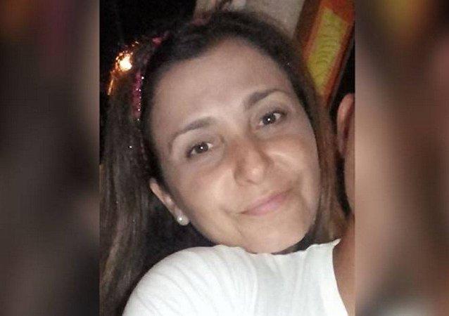 Natalia Cappetti, de 42 anos