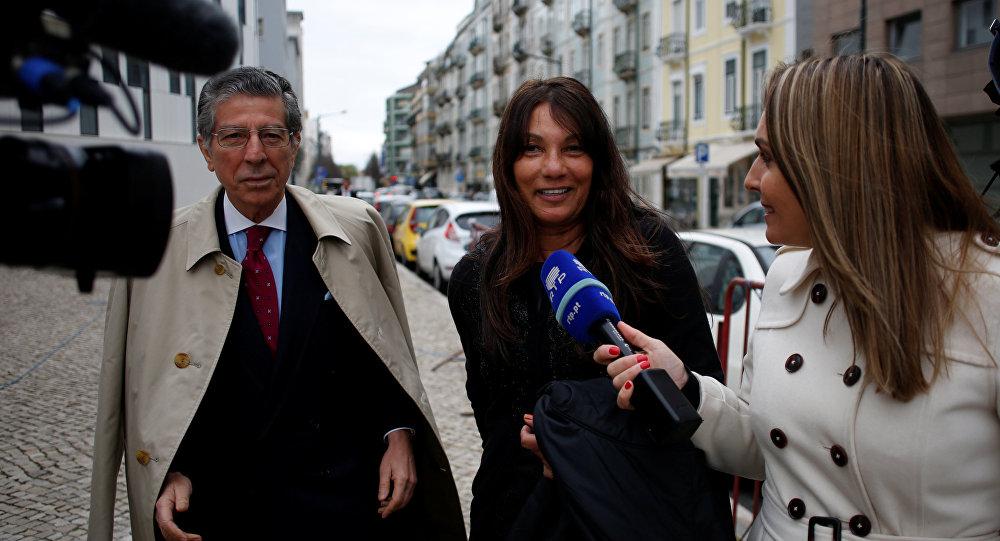 Ex-agente da CIA Sabrina de Sousa já foi libertada