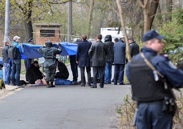 Jornalista pró-russo Oles Buzina é assassinado na Ucrânia