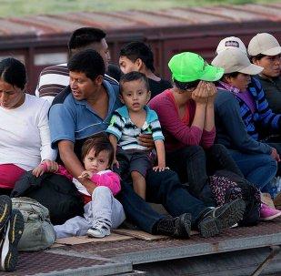 Imigrantes nos EUA