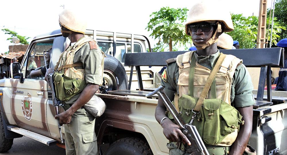 Militares do Mali