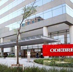 O grupo da Odebrecht é investigado no esquema de corrupção da Lava Jato
