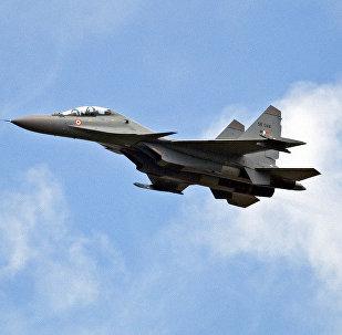 Su-30MKI da Força Aérea da Índia