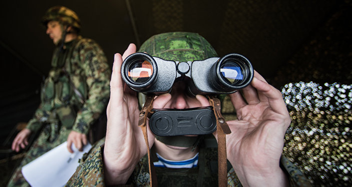 Militar russo (foto de arquivo)