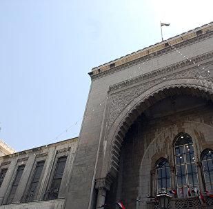 Prédio do Palácio de Justiça (foto de arquivo)