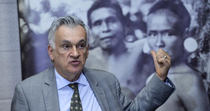 Ministro da Cultura, Juca Ferreira