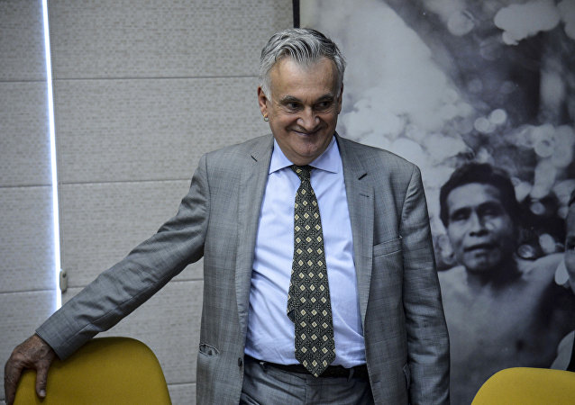 Juca Ferreira, ministro da Cultura