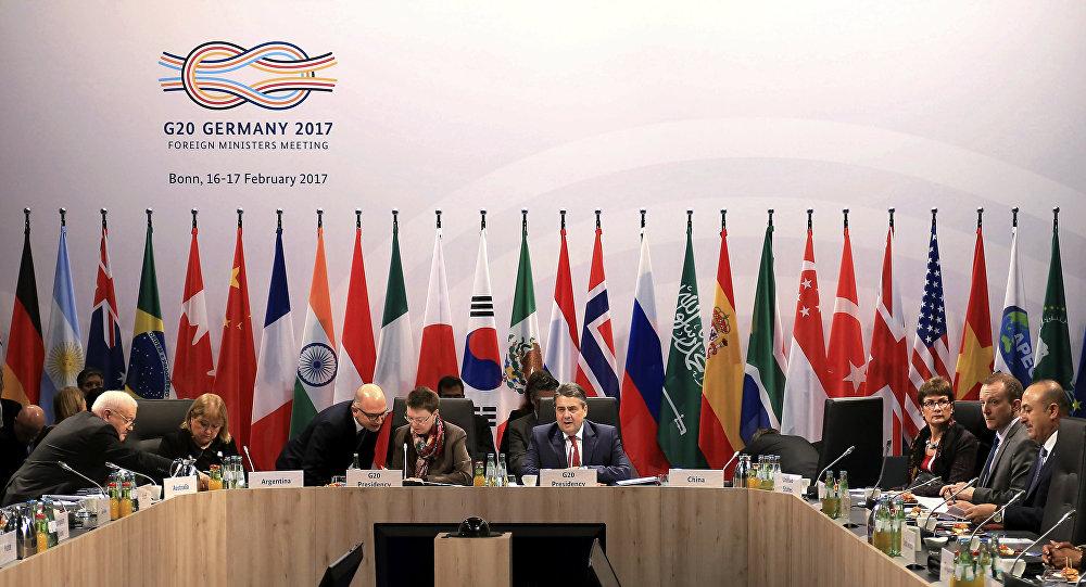 Meirelles participa de reunião no G20