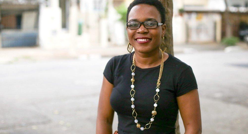 Minha vida vai ser no Brasil, mas eu quero ampliar essa relação entre o Brasil e o Haiti, disse Geneviève