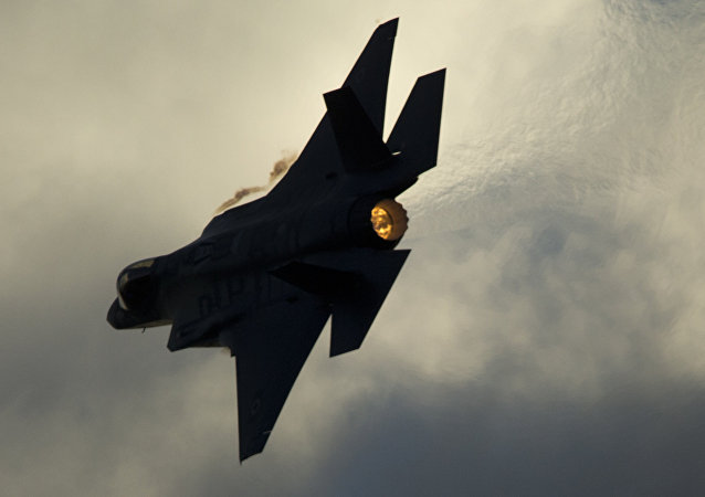 Caça F-35 da Força Aérea de Israel