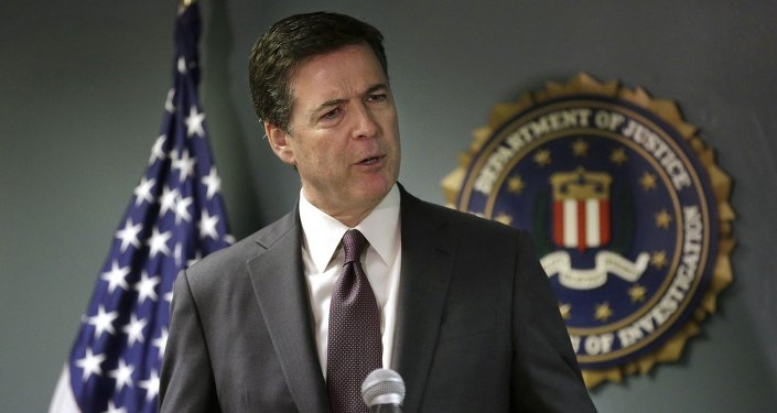 James Comey diretor do FBI