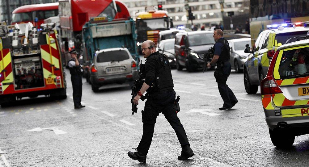 Polícia britânica (foto de arquivo)