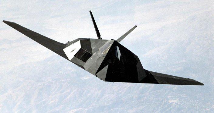 Avião F-117 Nighthawk