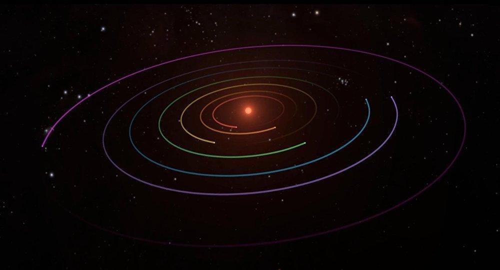 Sistemas planetários extrassolares poderiam albergar até 7 planetas em zona habitável, diz estudo