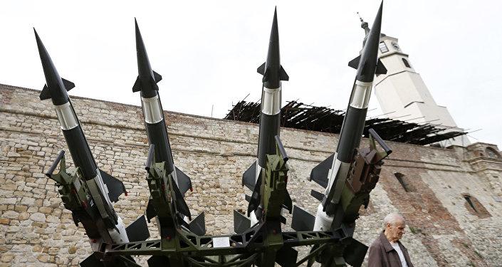 18 ͦ aniversário do bombardeamento da Iugoslávia pela OTAN em 1999, 24 de março de 2107