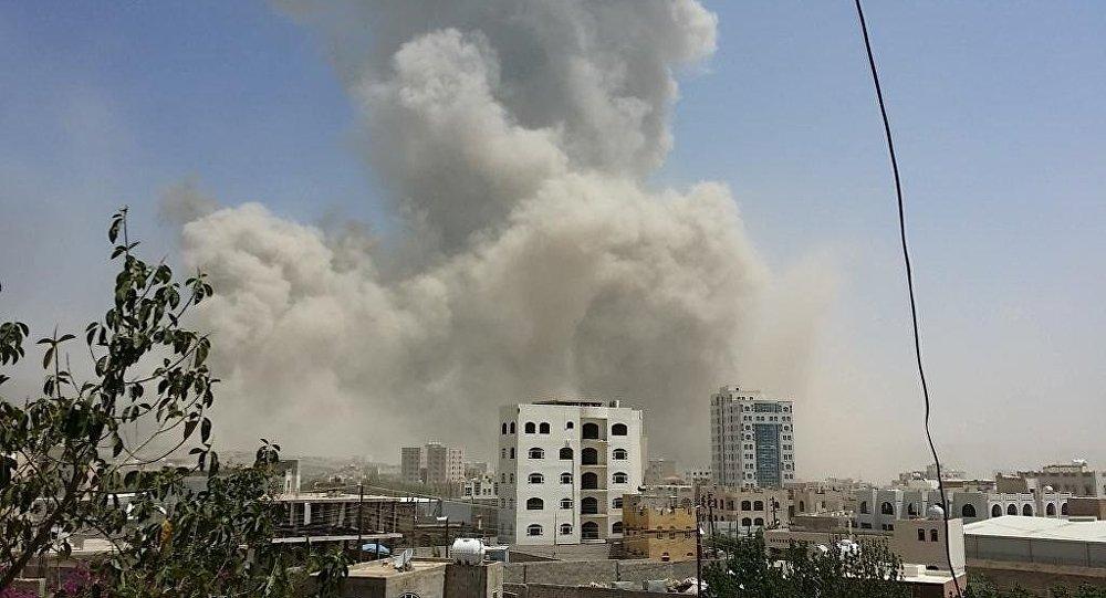 Ataques no Iêmen em 19 de abril de 2015
