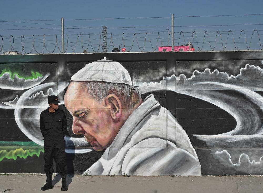Papa Francisco, Ecatepec, México