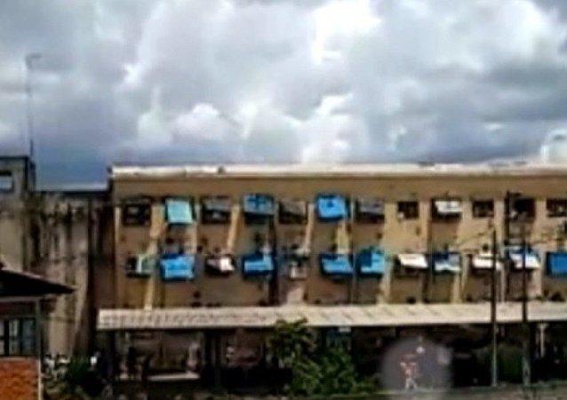 Cadeia em Goiás tinha até motel construído pelos próprios detentos