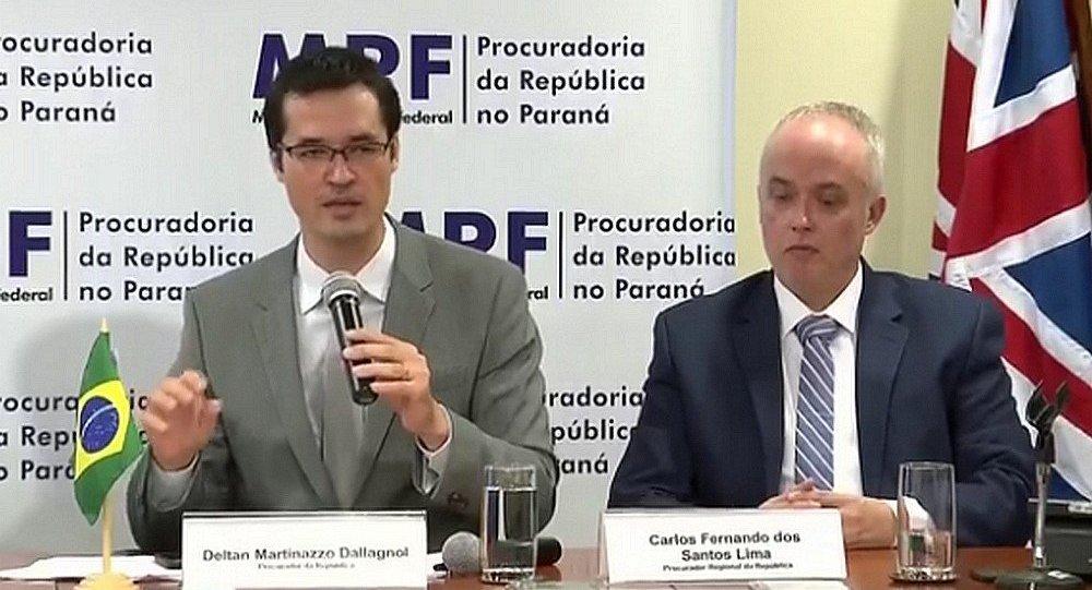 Deltan Dallagnol e Carlos Lima alertam para o futuro da Lava Jato