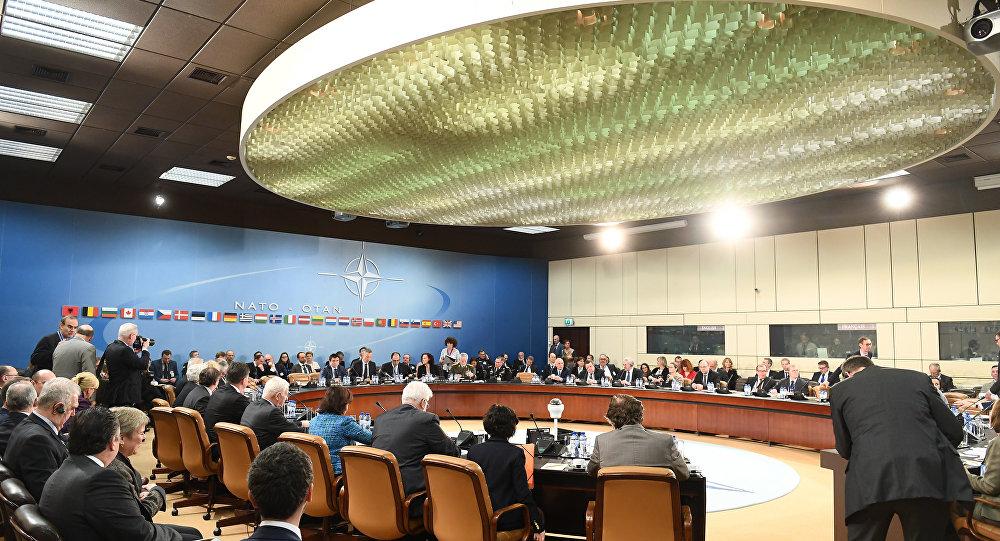 Encontro dos ministros das Relações Exteriores da OTAN; Bruxelas, 31 de março de 2017