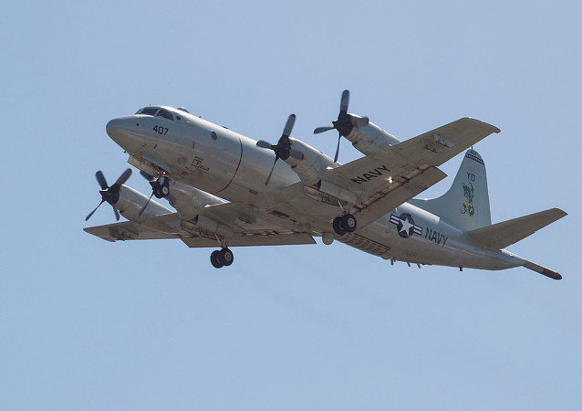 Lockheed Martin P-3 Orion