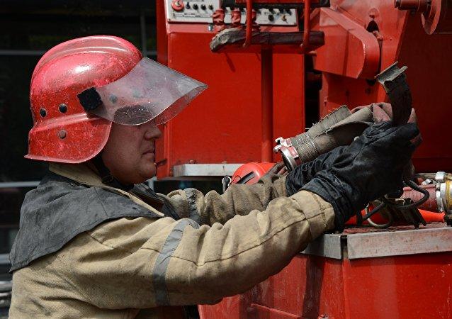 Explosão atingiu prédio de cinco andares em Taganrog, na região de Rostov