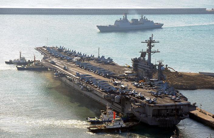 USS CVN-70 Carl Vinson