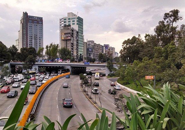 Cidade do México, capital mexicana (arquivo)