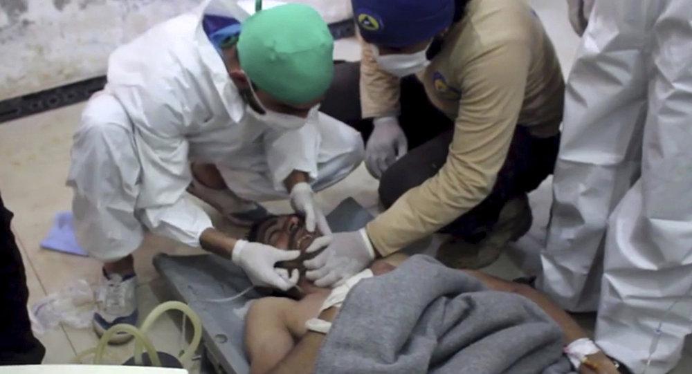 Presidente sírio diz que ataque químico foi