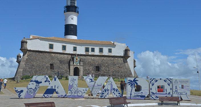 Forte de Santo Antônio da Barra (Farol da Barra), Salvador, Bahia