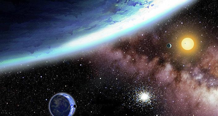 Planetas oceânicos Kepler-62e e Kepler 62f
