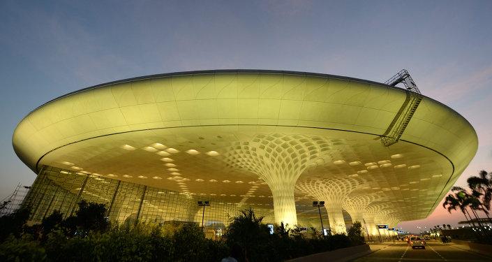 Terminal T2 do Aeroporto Internacional de Chhatrapati Shivaji, em Mumbai, Índia (arquivo)