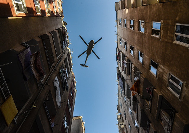Helicóptero turco (arquivo)
