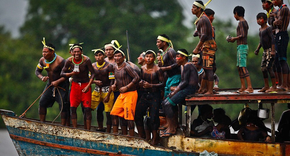 Cerca de quatro mil indígenas participam da Semana dos Povos Indígenas