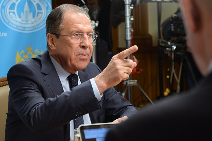 Entrevista de Lavrov