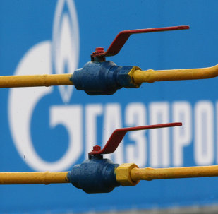 Distribuição russa de gás