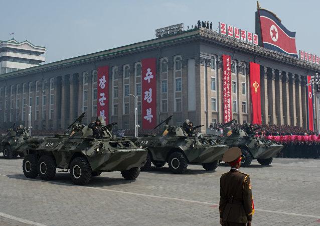 Material bélico norte-coreano