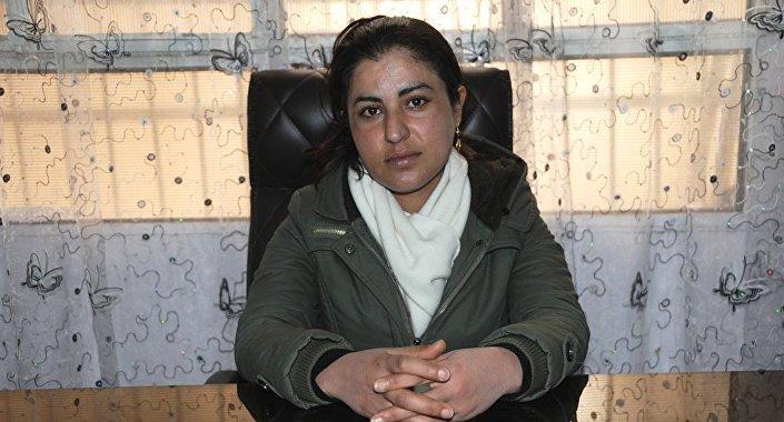 Leila Mustafa