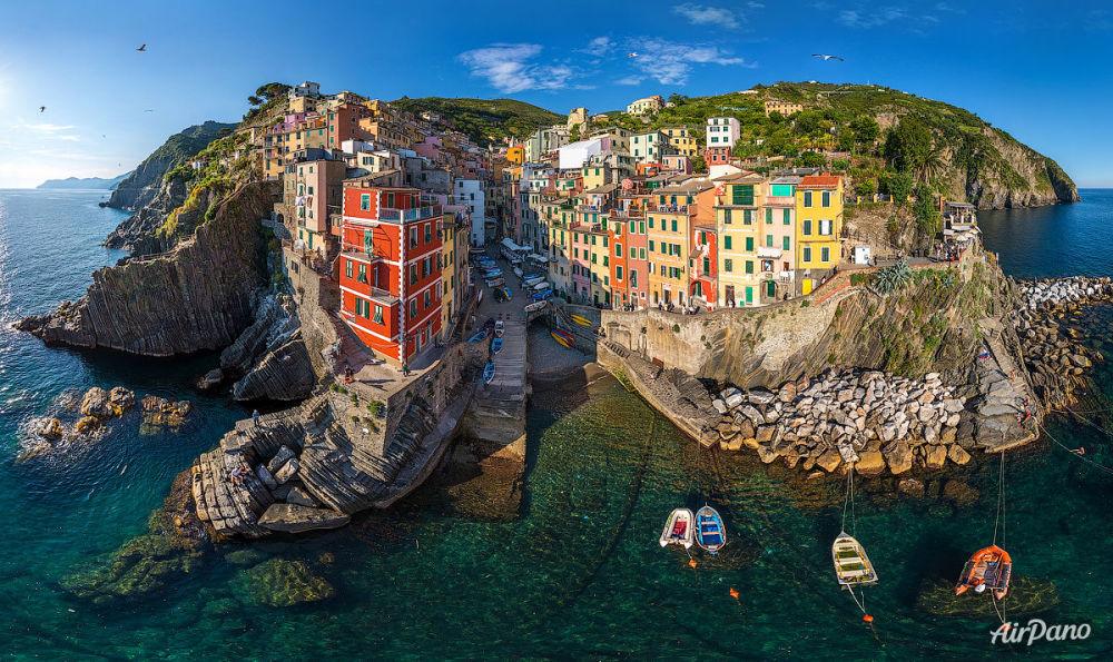 Cinque Terre, Riviera Ligure, Itália