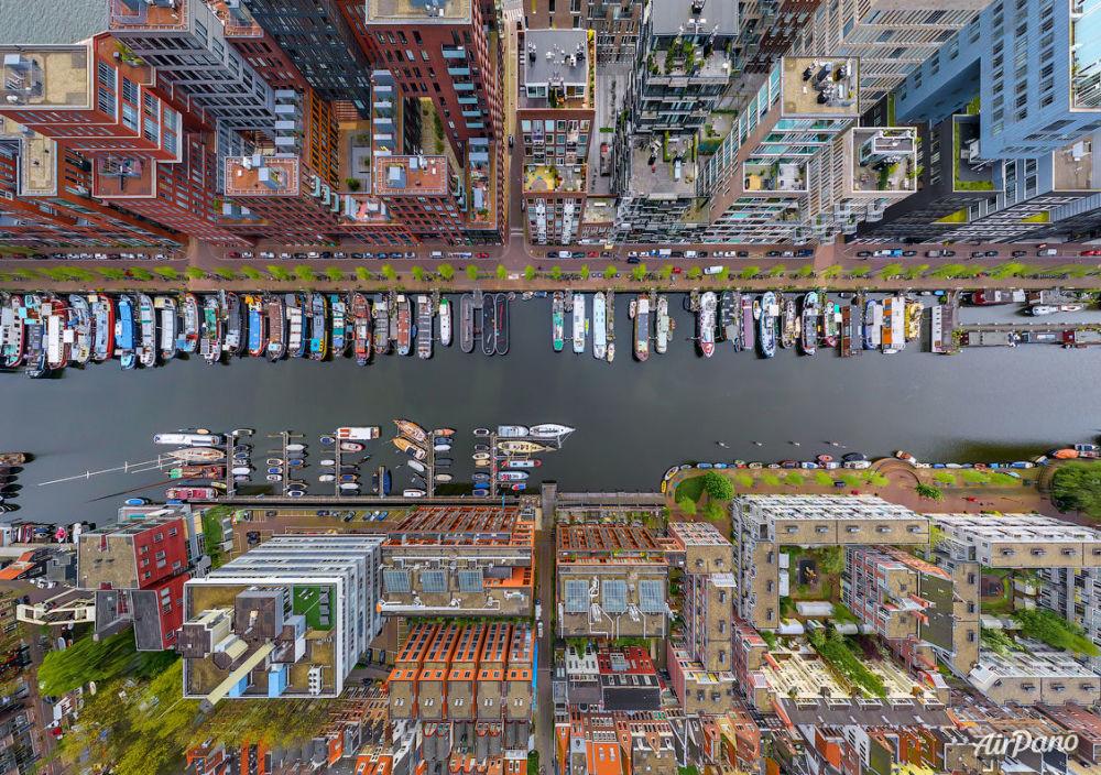 Westerdok, Amsterdã, Holanda