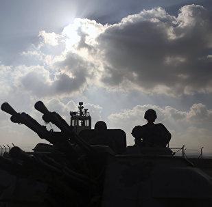 Militares jordanos (foto de arquivo)