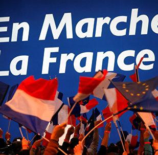 Corrida presidencial na França